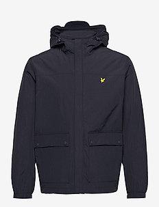 Hooded Pocket Jacket - vestes légères - dark navy
