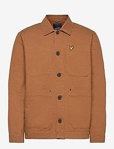 Chore Jacket - vindjakker - tawny brown