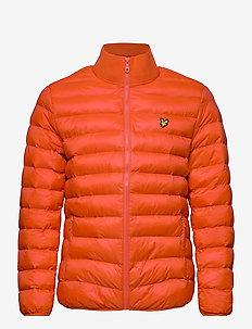 Packable Puffer Jacket - vestes matelassées - burnt orange