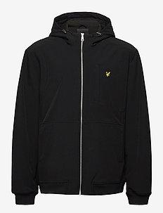 Softshell Jacket - vindjakker - jet black