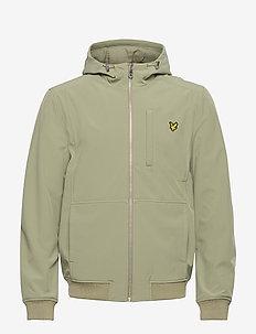 Softshell Jacket - vestes légères - moss