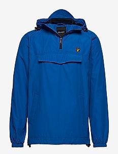 Overhead Jacket - LAKE BLUE