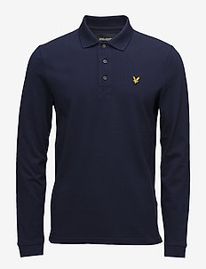 LS Polo Shirt - NAVY