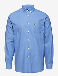 Stonewash Shirt - CORNFLOWER BLUE