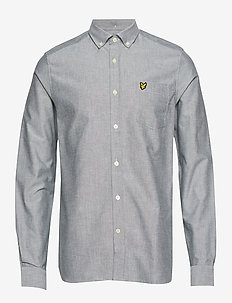Oxford Shirt - oxford overhemden - jade green