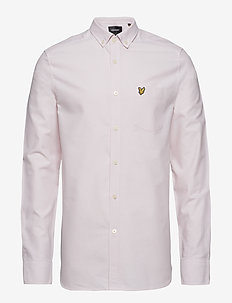 Oxford Shirt - STRAWBERRY CREAM