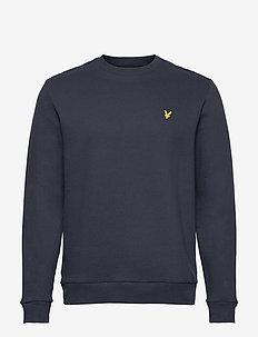 Ripstop Panel Sweatshirt - sweats basiques - z271 dark navy