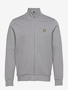 Smart Track Top - sweats basiques - mid flat grey