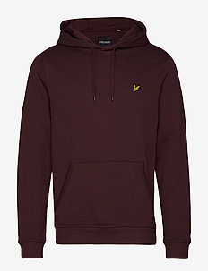 Pullover Hoodie - BERRY