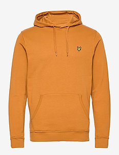 Pullover Hoodie - hoodies - caramel