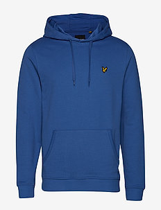 Pullover Hoodie - LAPIS BLUE