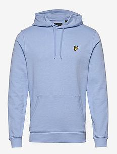 Pullover Hoodie - sweats à capuche - pool blue