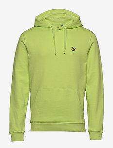 Pullover Hoodie - bluzy z kapturem - sharp green