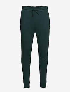 Skinny Sweatpant - JADE GREEN
