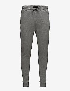Skinny Sweatpant - trainingsboeken - mid grey marl