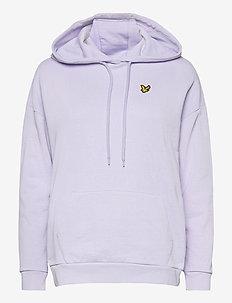 Hoodie - hoodies - heather