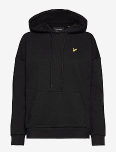 Hoodie - hoodies - jet black