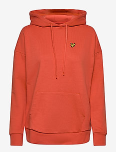 Hoodie - hoodies - paprika orange