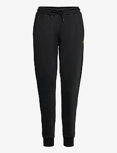 Tricot Sweatpant - sweatpants - jet black