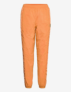 Perforated Trackpant - sweatpants - dusk orange