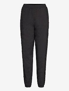Perforated Trackpant - joggings - jet black