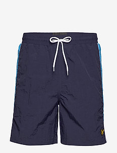 Side Panel Swim Short - uimashortsit - navy