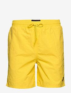 Plain Swim Short - uimashortsit - buttercup yellow
