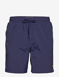 Plain Swim Short - badebukser - navy