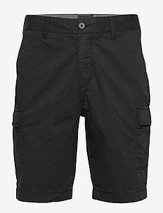 Cargo Shorts - cargo shorts - jet black