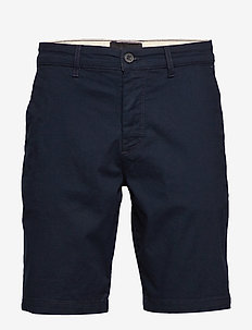 Chino Short - chino's shorts - dark navy