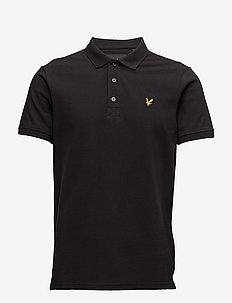 Polo Shirt - kortærmede - true black