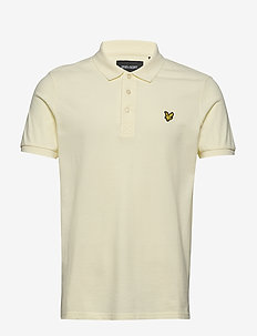 Polo Shirt - kortærmede - buttercream