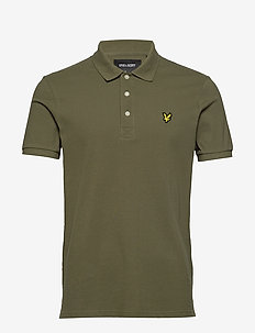 Polo Shirt - LICHEN GREEN