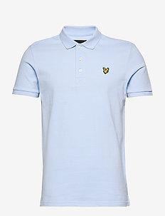 Polo Shirt - krótki rękaw - pool blue