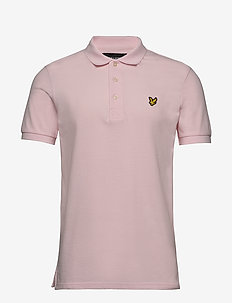 Polo Shirt - STRAWBERRY CREAM