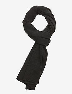 Scarf - TRUE BLACK