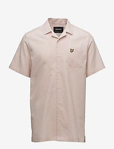 Resort Shirt - DUSTY PINK