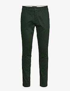 Skinny Chino - JADE GREEN