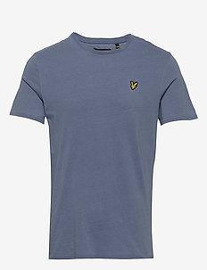Indigo T-Shirt - LIGHT INDIGO