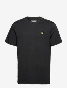 Plain T-Shirt - t-shirts basiques - jet black