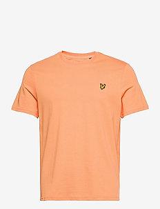 Plain T-Shirt - basic t-shirts - melon