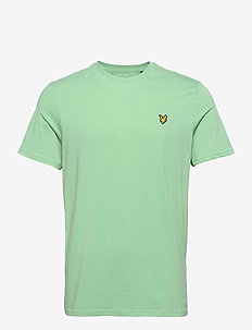 Plain T-Shirt - basic t-shirts - sea mint