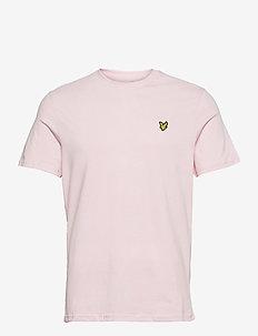 Plain T-Shirt - basic t-shirts - stonewash pink