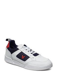 Lyle & Scott MCMAHON II - Sneakers - true black
