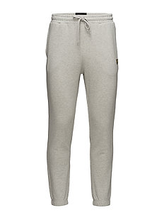 Slim Sweat Pant - LIGHT GREY MARL