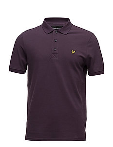 Polo Shirt - DEEP PLUM