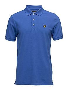 Polo Shirt - LAKE BLUE