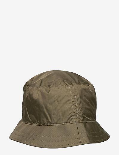 Ripstop Bucket Hat - bucket hats - trek green