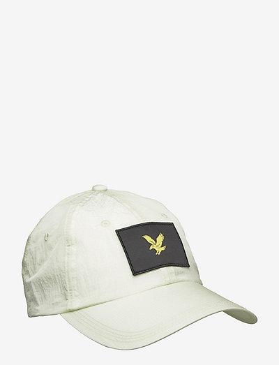 Casual Ripstop Cap - kepsar - lucid green