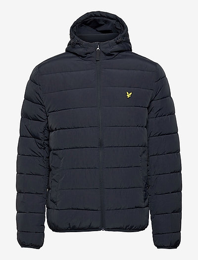 Lightweight Puffer Jacket - vestes matelassées - dark navy